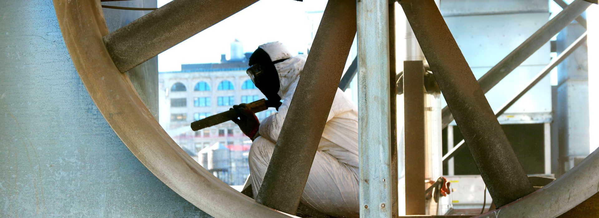 Abrasive Blasting Cleaning Services