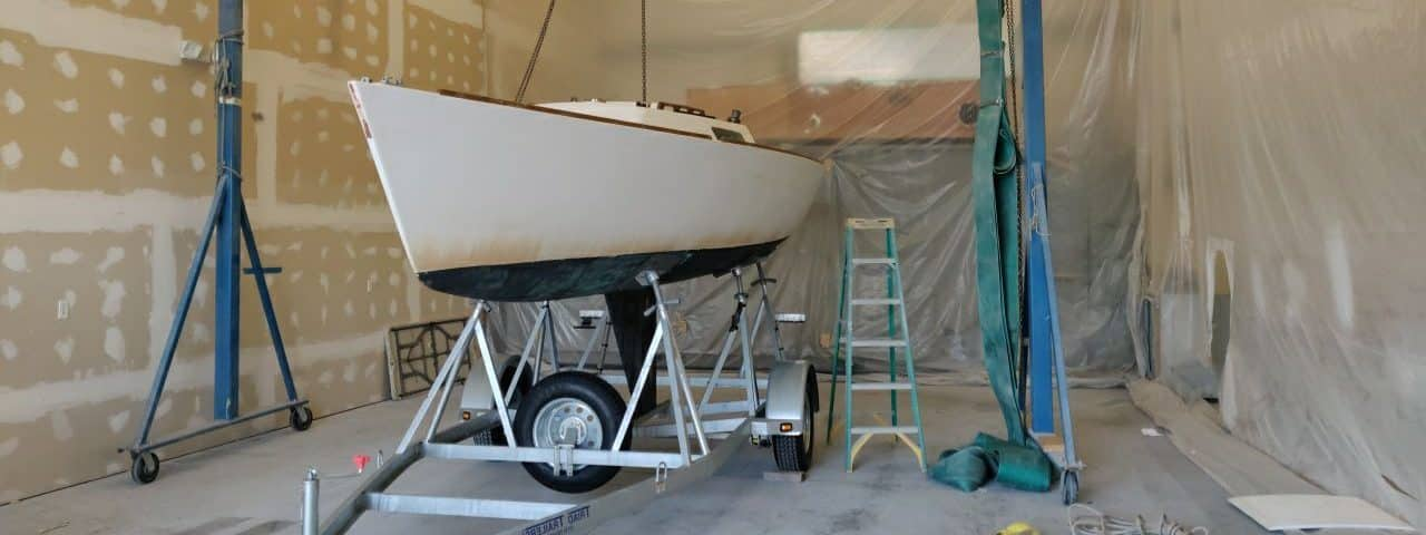 Boat Blasting and Cleaning Services